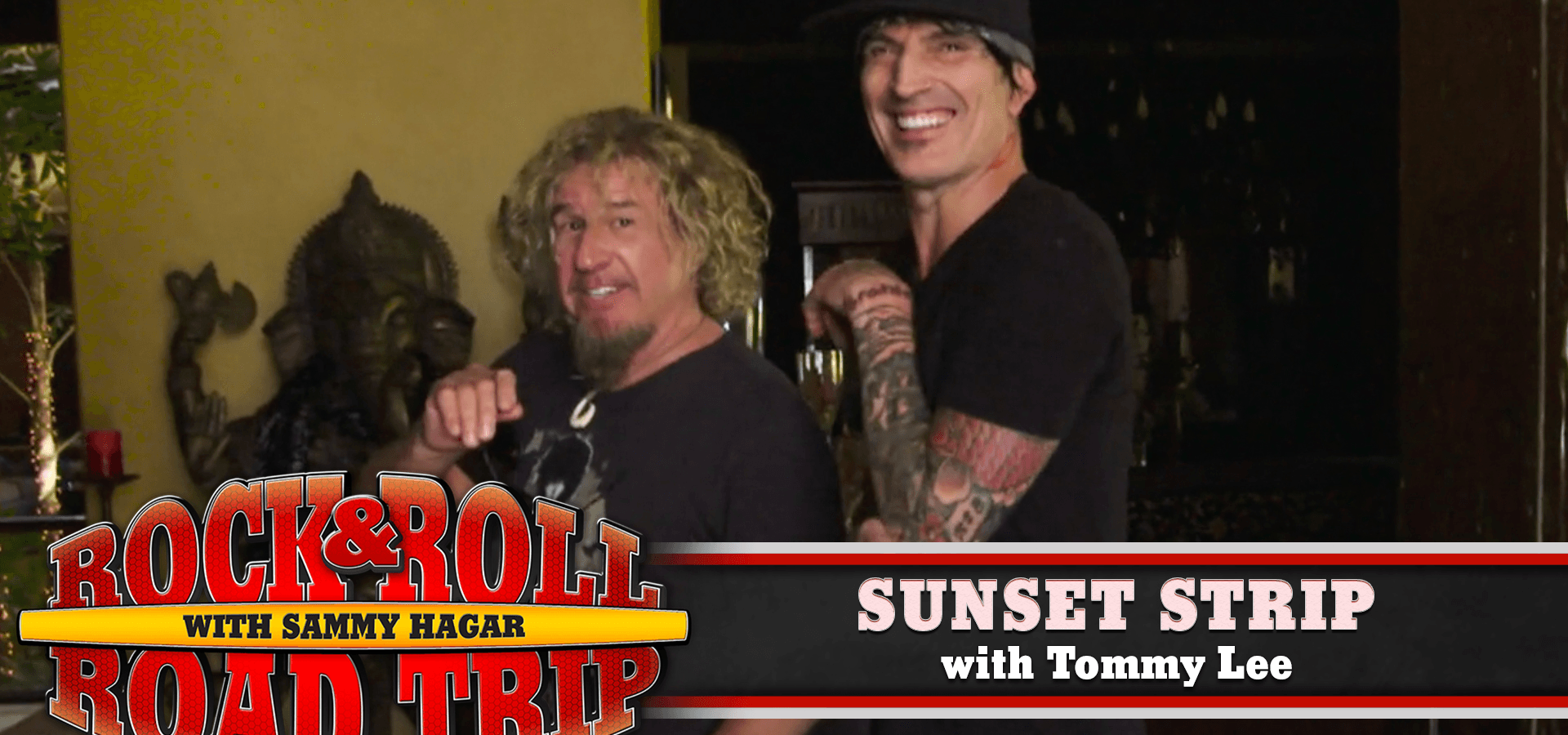 Rock & Roll Road Trip with Sammy Hagar Season 1