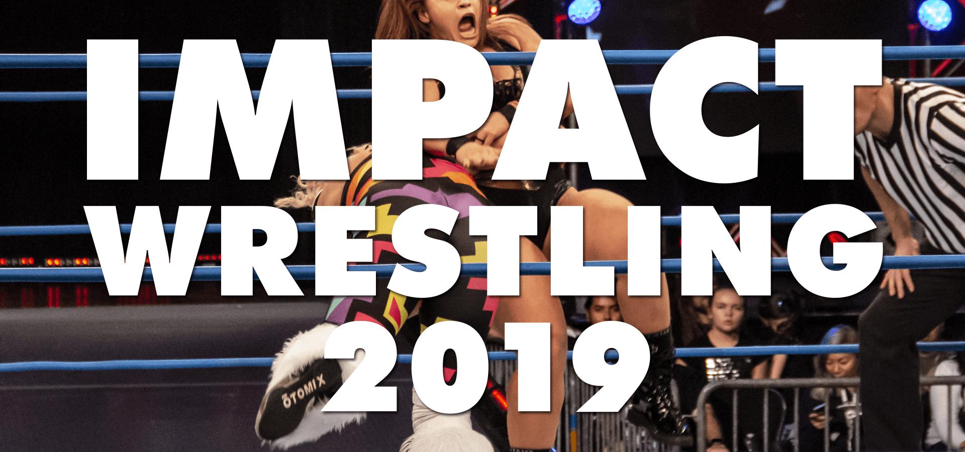 IMPACT! Wrestling (2019)