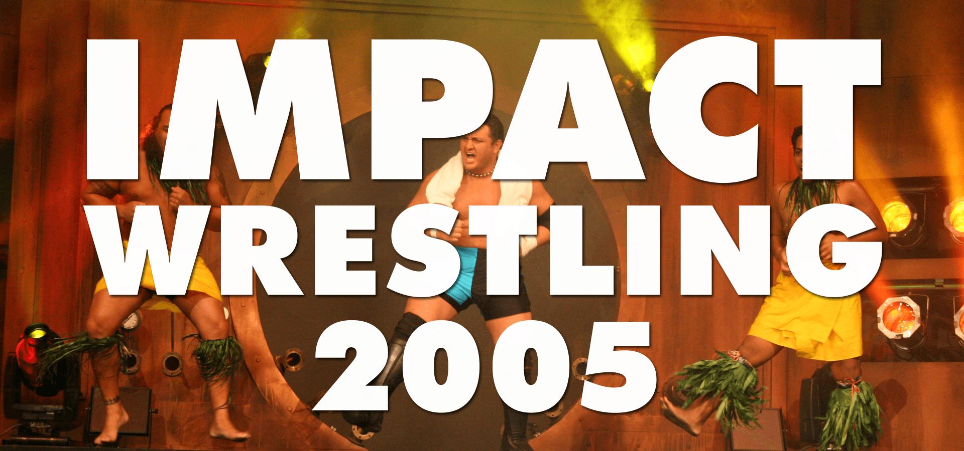 IMPACT! Wrestling (2005)