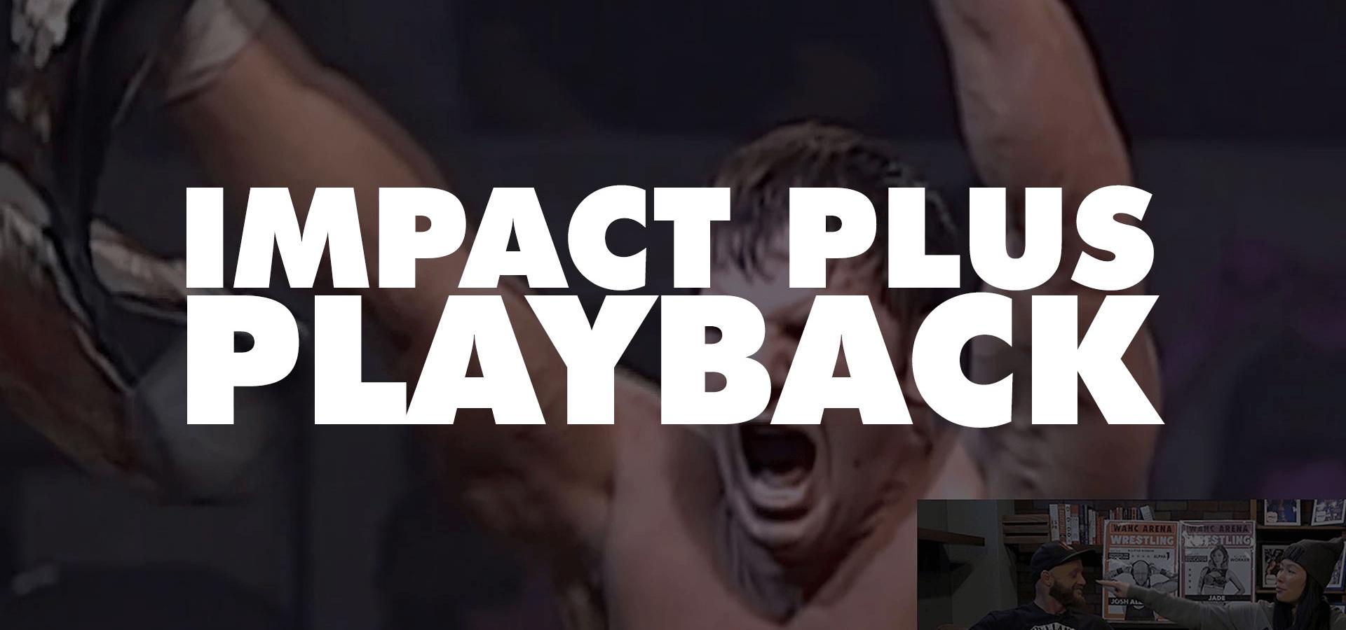 IMPACT Plus Playback