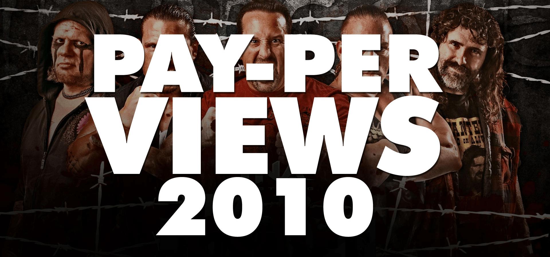 Pay-Per-Views (2010)
