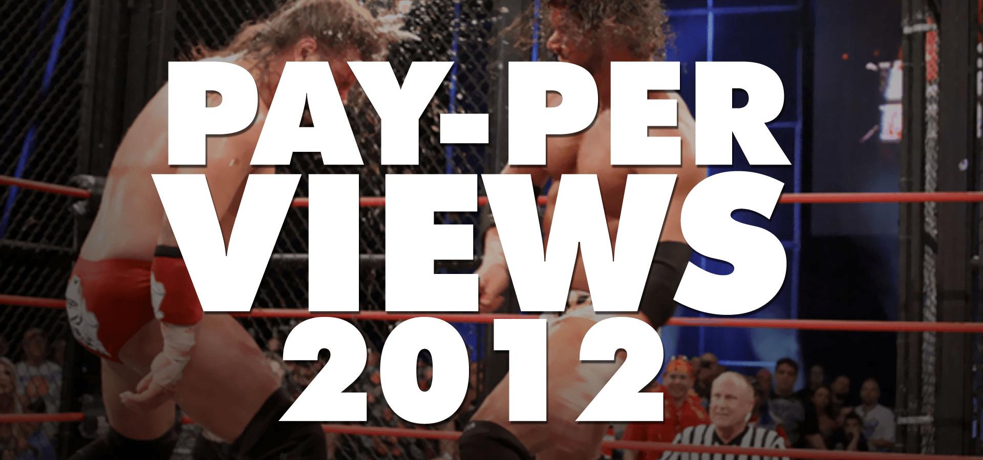 Pay-Per-Views (2012)