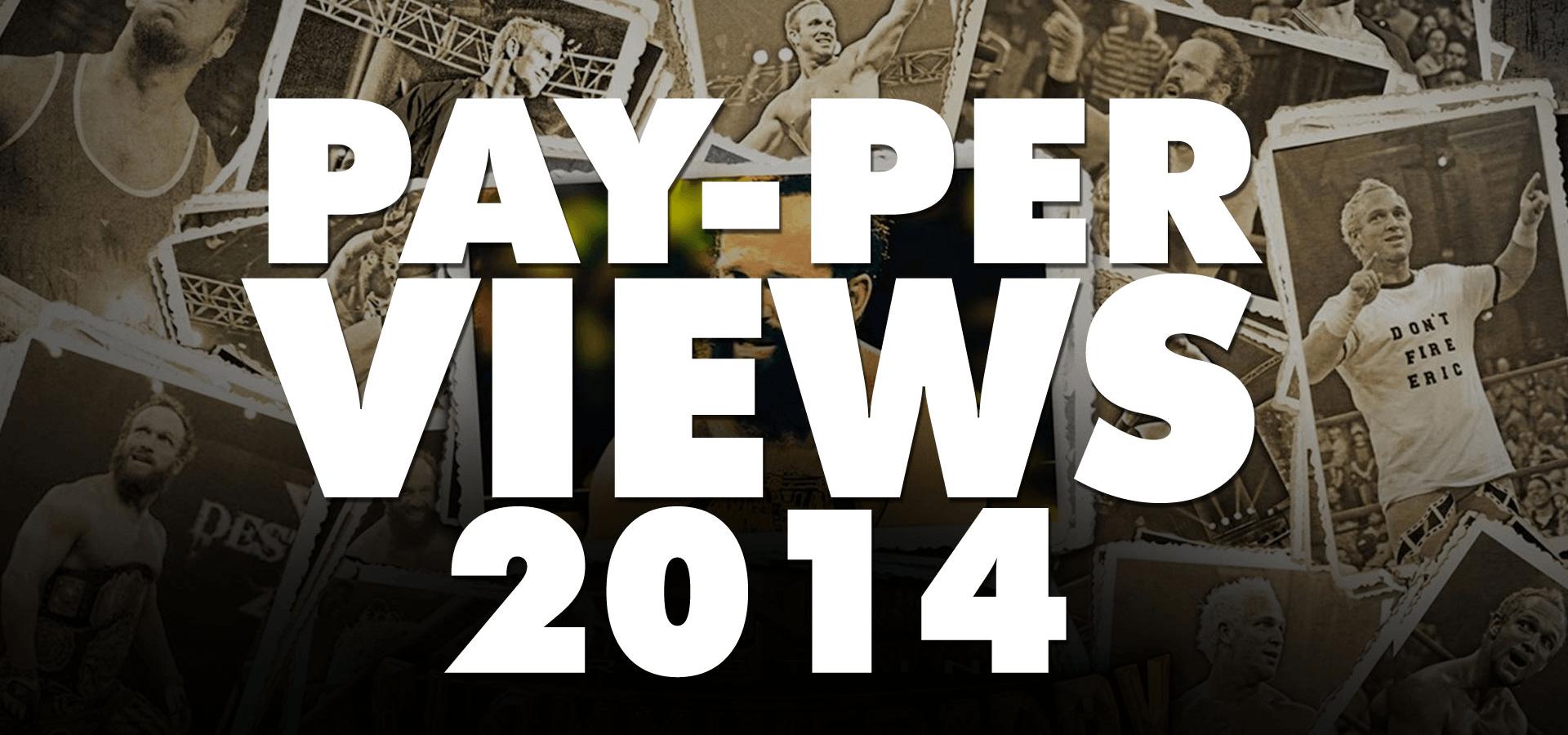 Pay-Per-Views (2014)