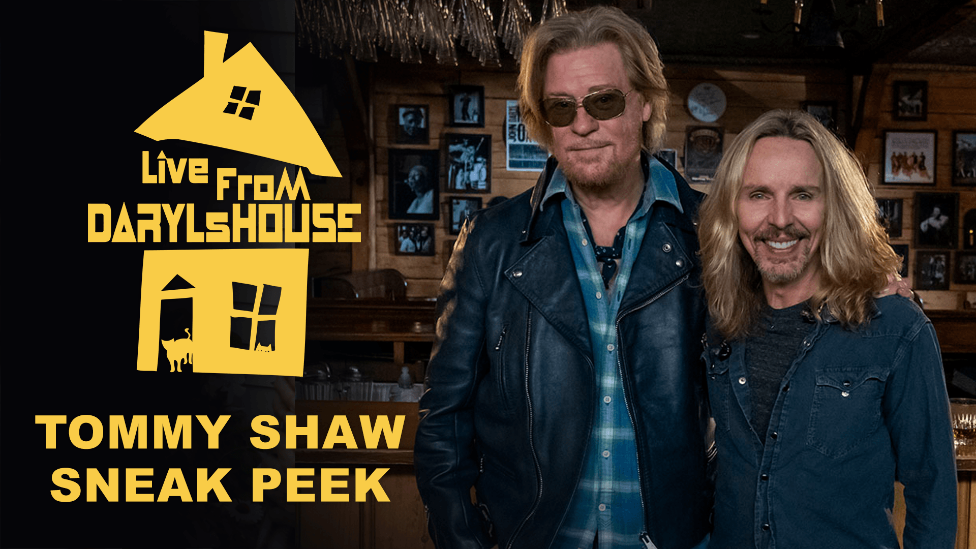 Tommy Shaw Sneak Peek | Live From Daryl's House