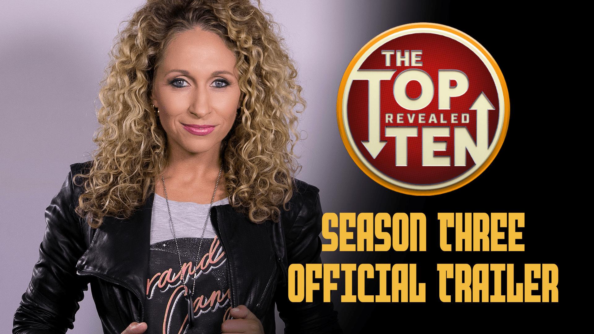 The Top Ten Revealed | Season 3 Trailer
