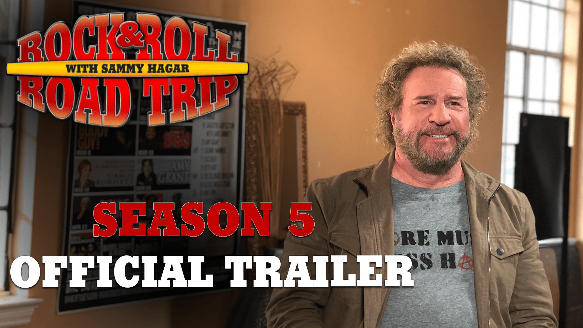 Rock & Roll Road Trip with Sammy Hagar | Season 5 Trailer