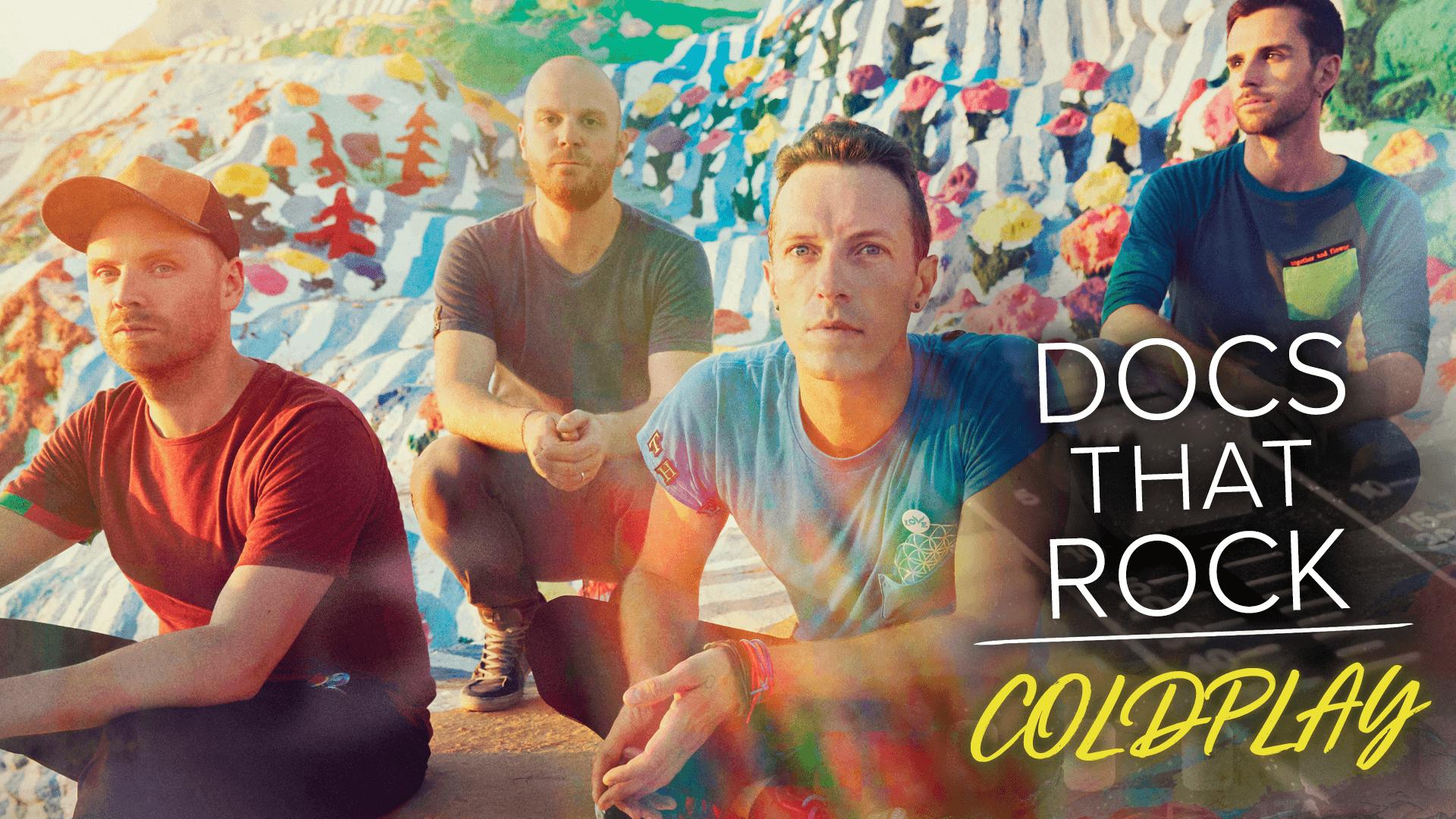 Coldplay - A Head Full of Dreams Trailer | Docs That Rock