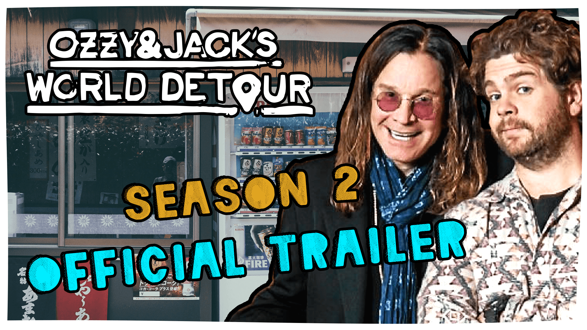 Ozzy & Jack's World Detour | Season 2
