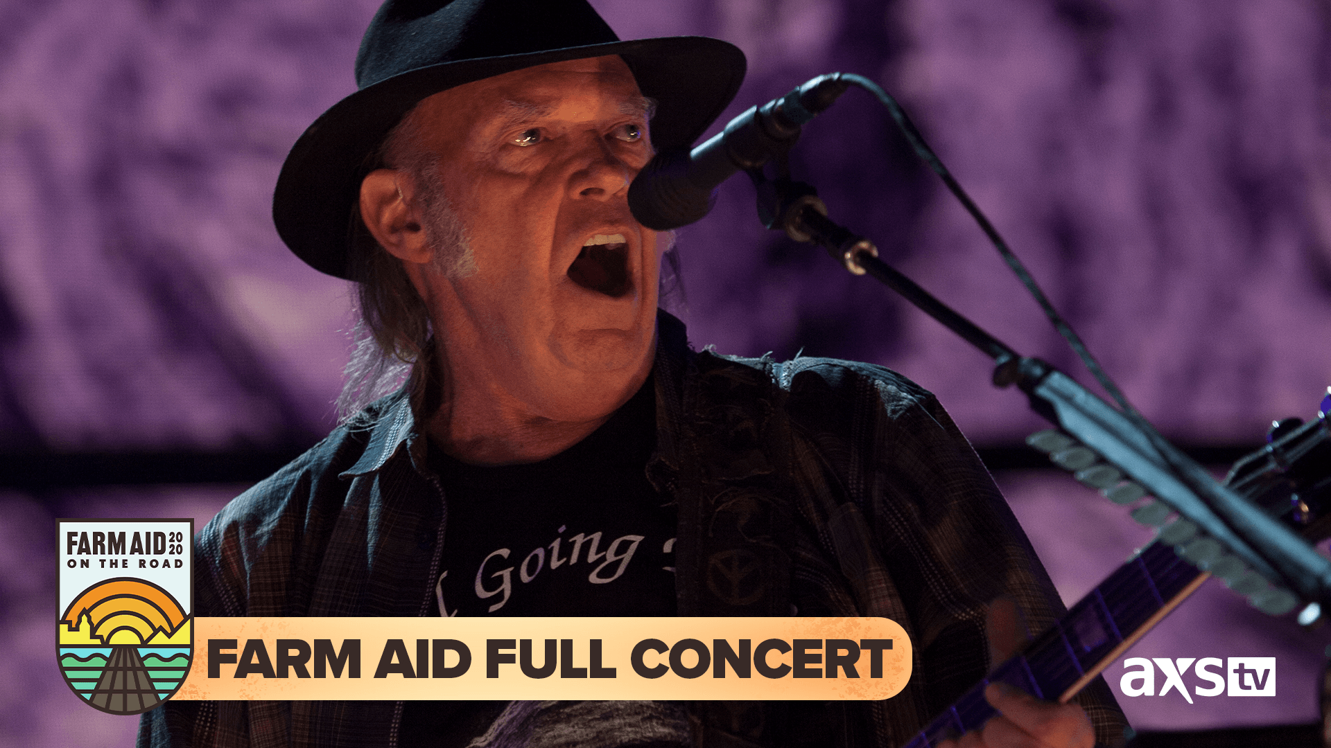 Farm Aid 2020 On The Road - Full Concert