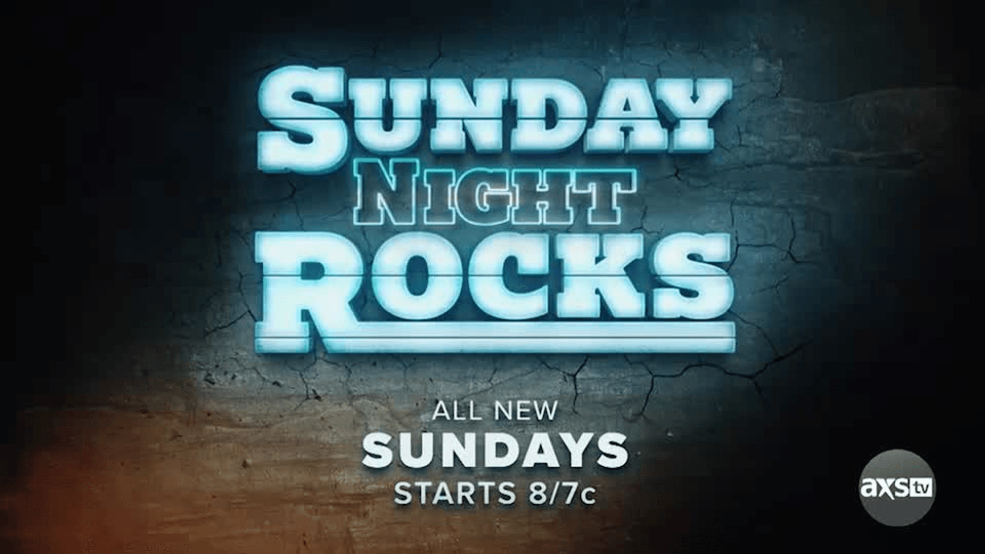 Sunday Night Rocks on AXS TV