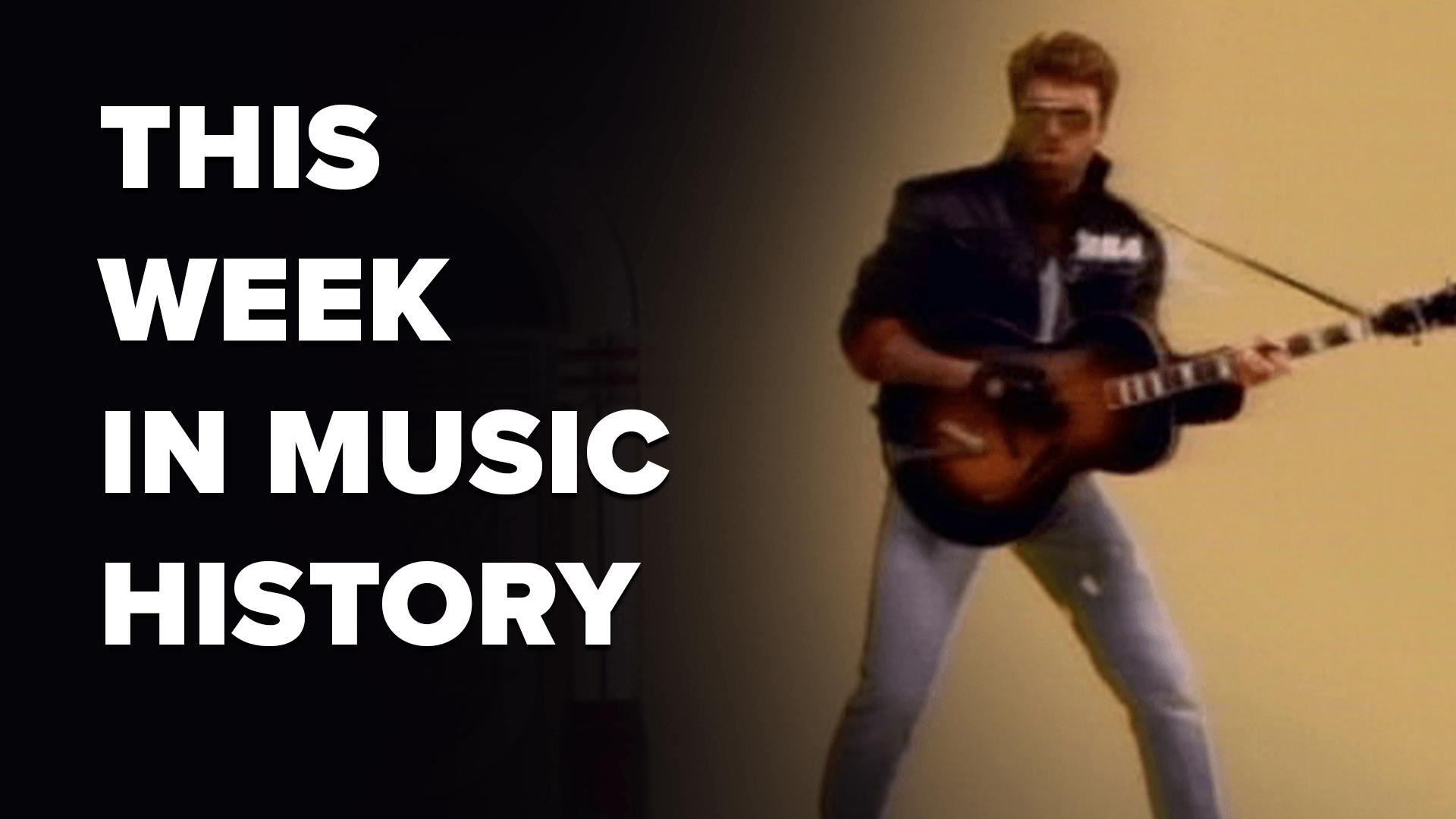 October 26 - November 1 | This Week in Music History