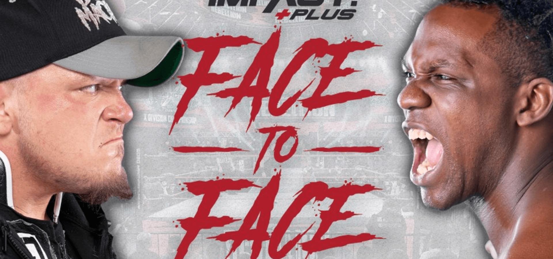 Face To Face – Rich Swann vs Sami Callihan (Rebellion 2019)