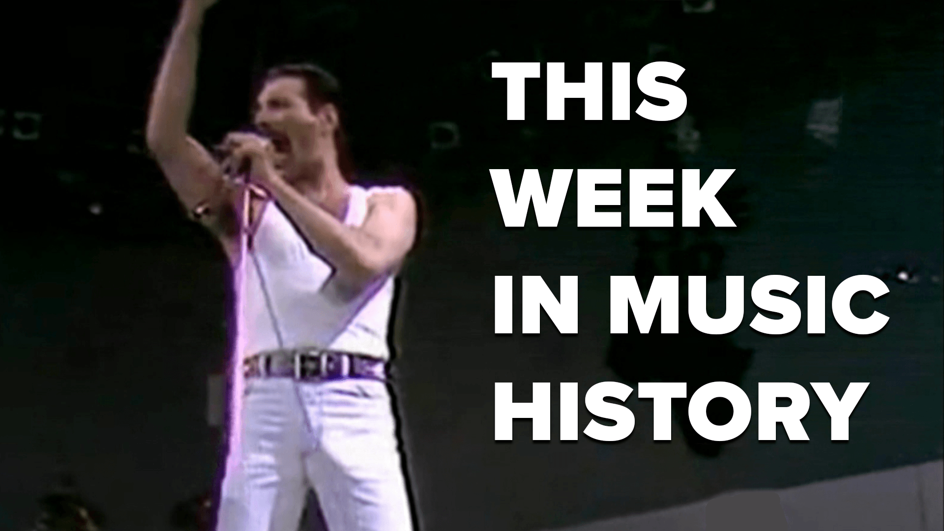 November 23 - 29 | This Week in Music History