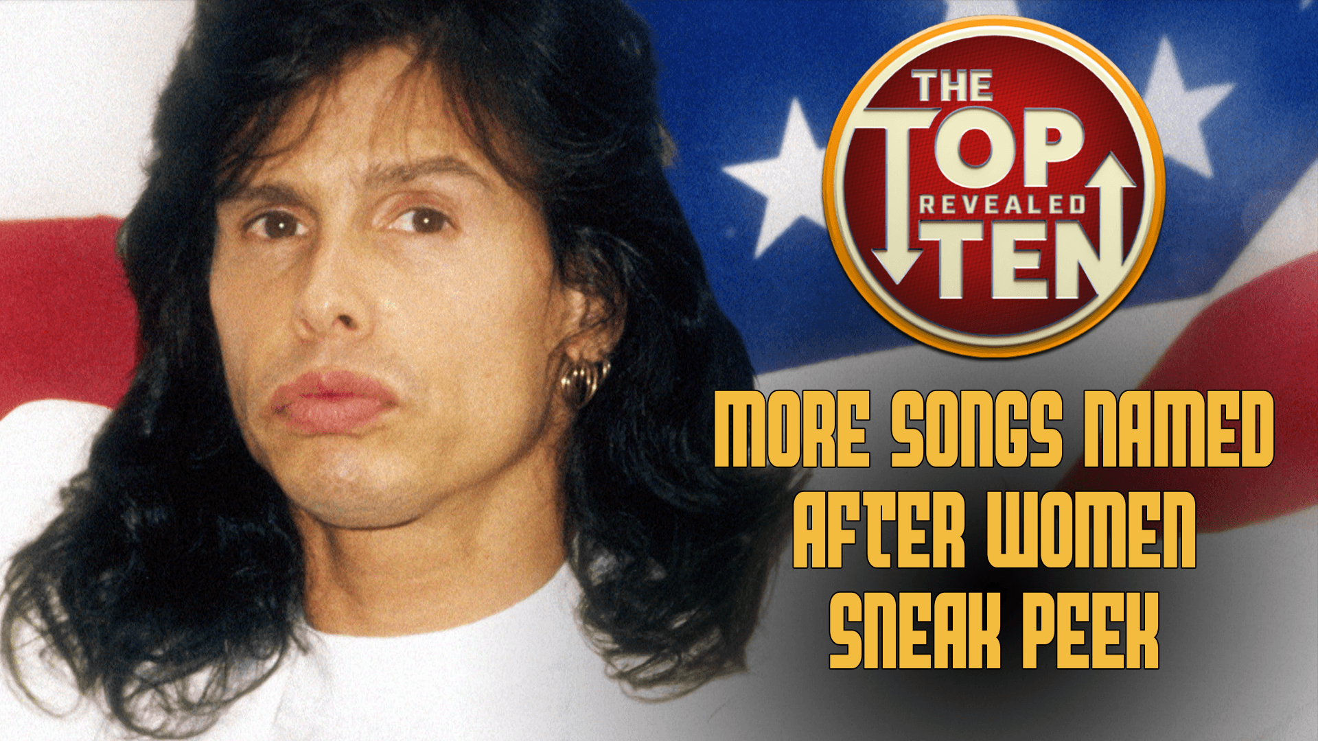More Songs Named After Women Sneak Peek | The Top Ten Revealed