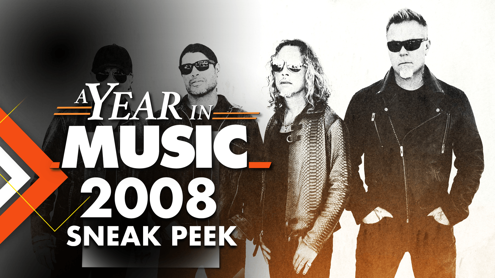 A Year in Music: 2008 Sneak Peek