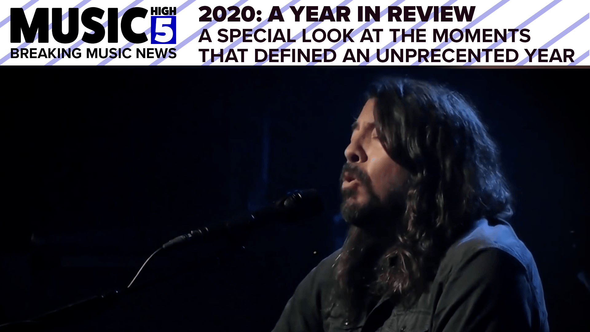 2020: A Year in Review | Music High 5