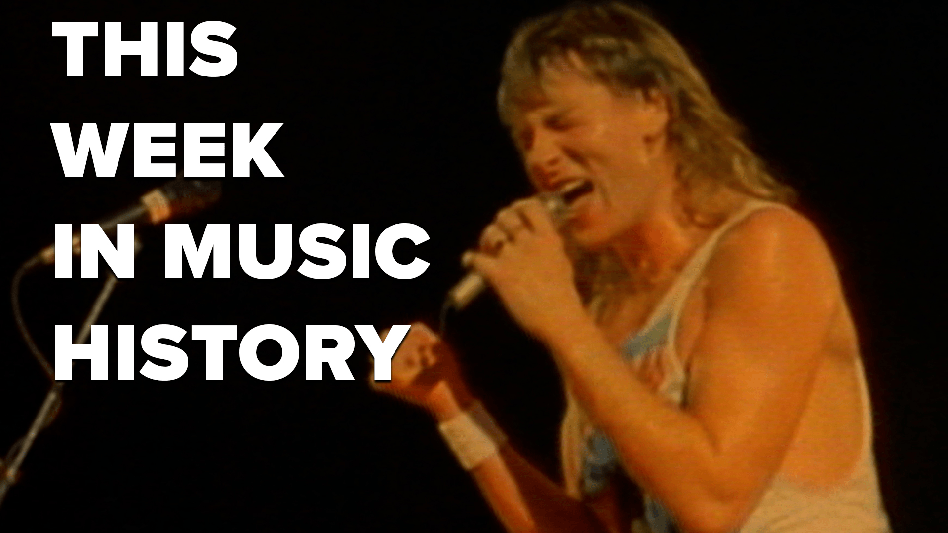 Def Leppard's Fire Album | This Week in Music History
