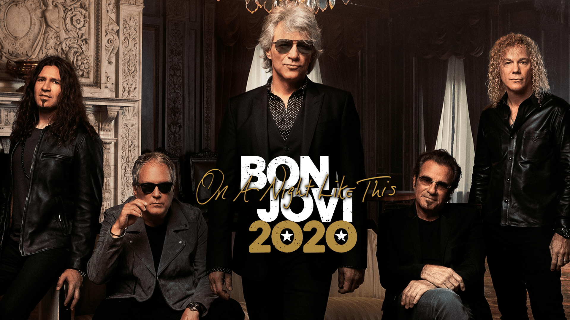 Bon Jovi 2020: On A Night Like This