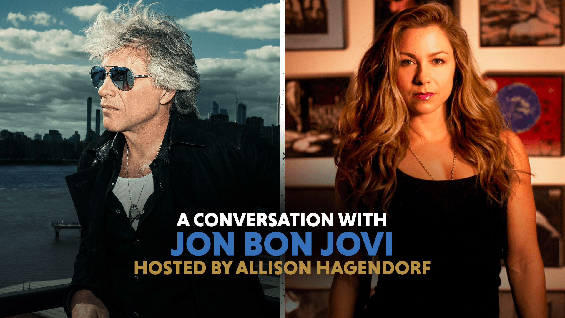 AXS TV Presents: A Conversation with Jon Bon Jovi