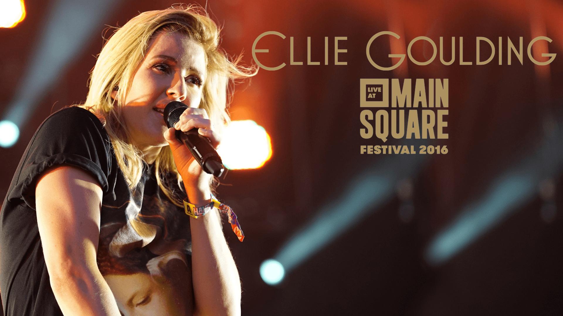 Ellie Goulding: Live at Main Square Festival, 2016