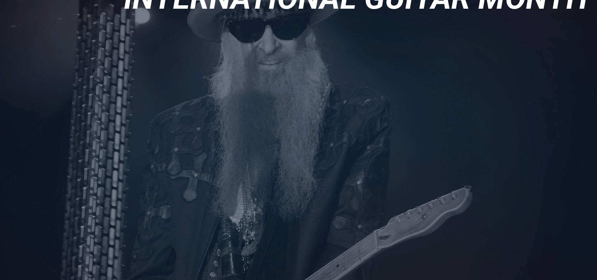 International Guitar Month