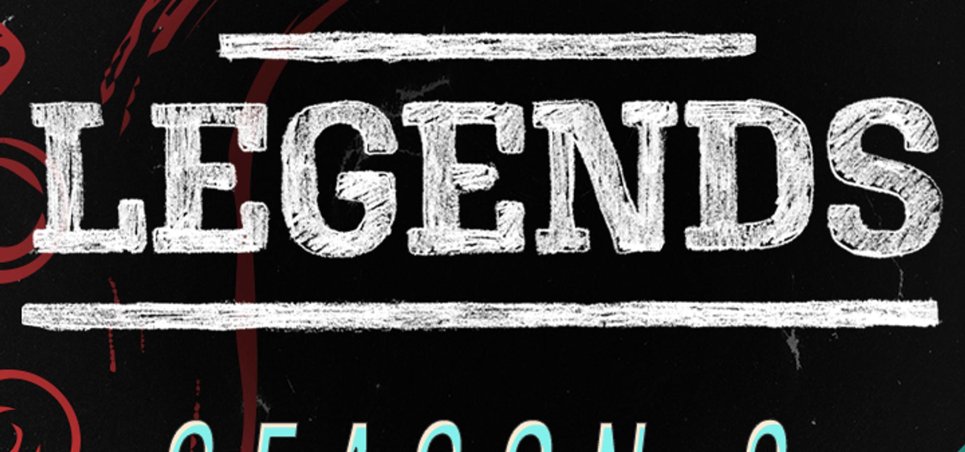 Rock Legends Season 2