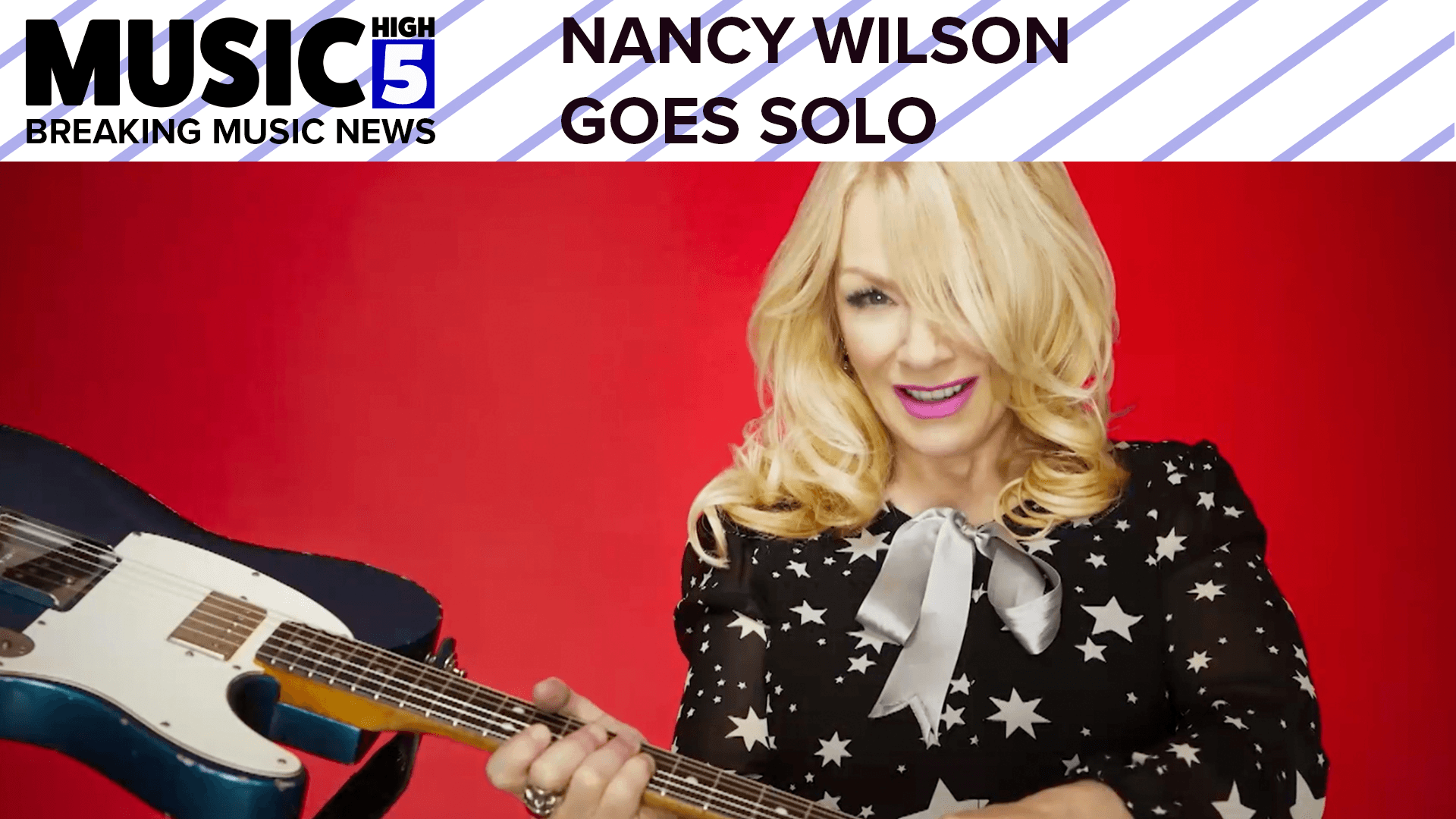 Nancy Wilson Goes Solo | Music High 5