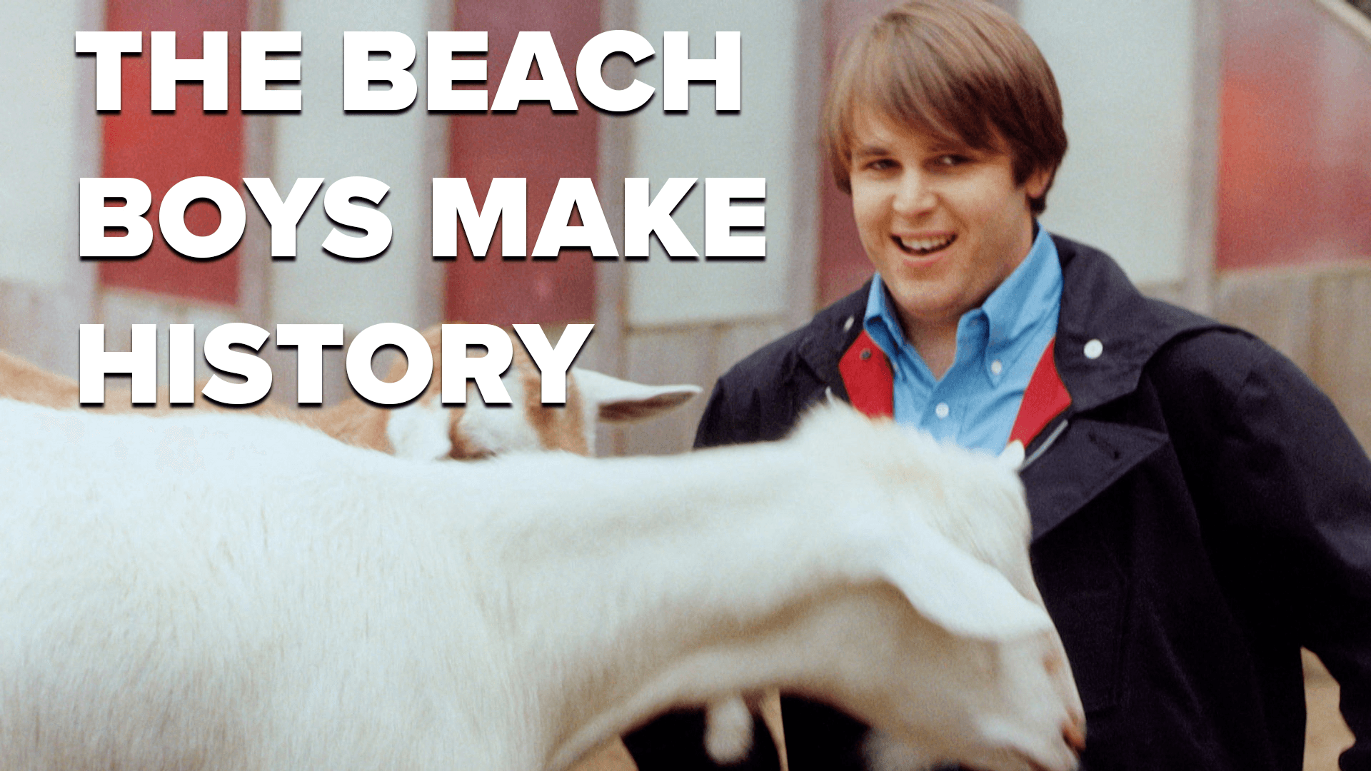 The Beach Boys Release Pet Sounds | This Week in Music History