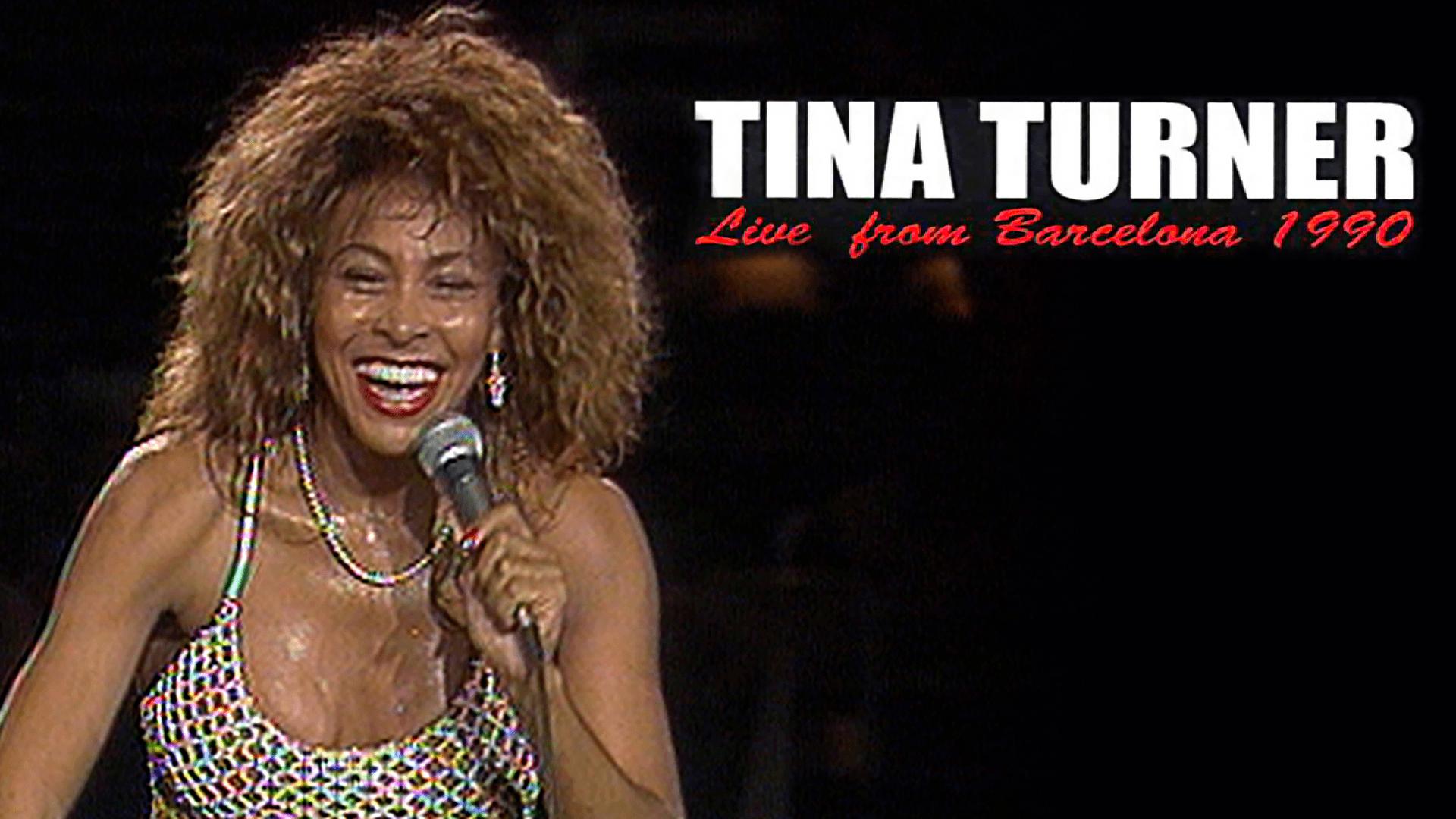 Tina Turner - Live in Barcelona