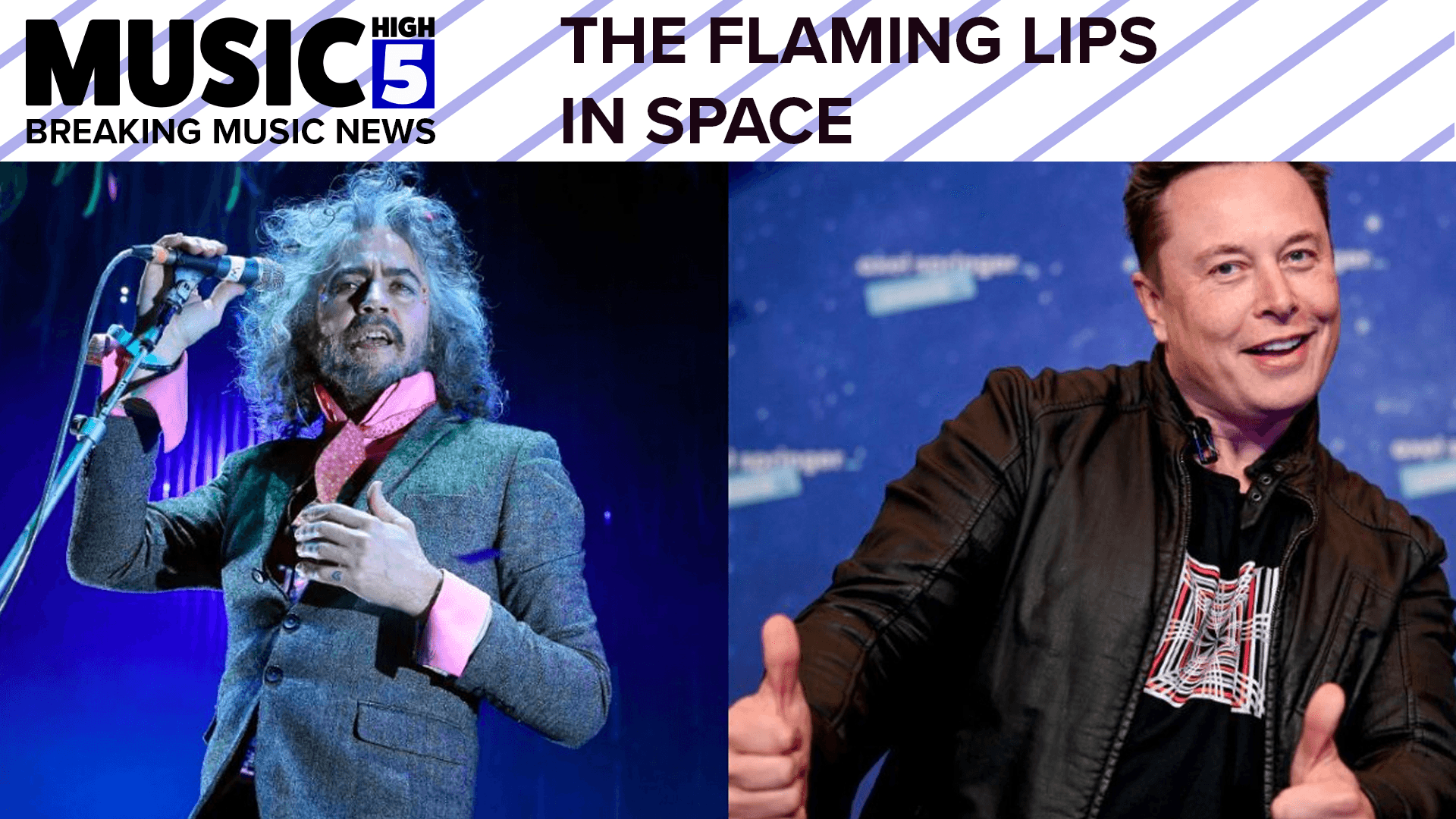 To The Moon with Flaming Lips | Music High 5