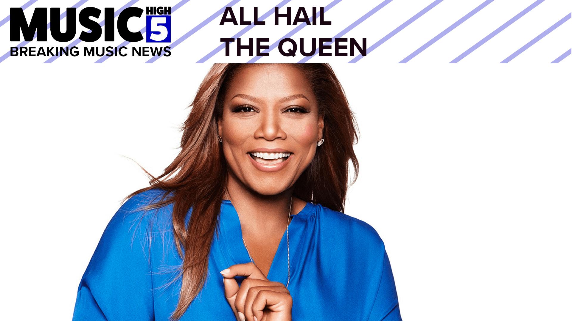 Queen Latifah Is Crowned | Music High 5