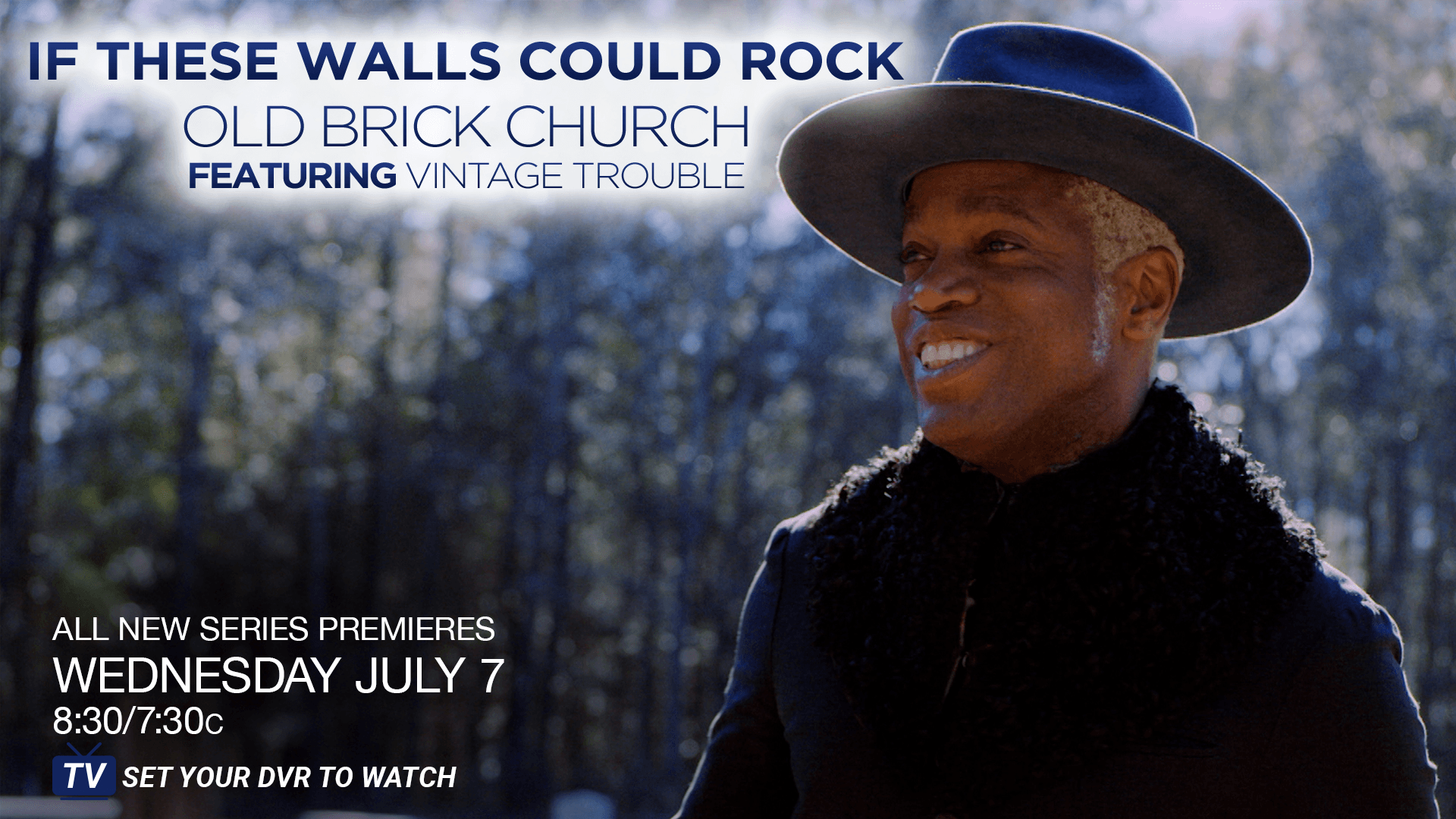 Ty Taylor's Overwhelming Experience at Old Brick Church | If These Walls Could Rock: Bonus Clip