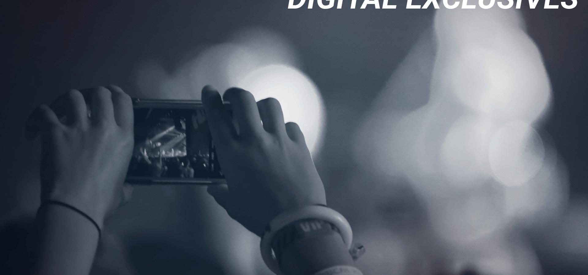Digital Exclusives