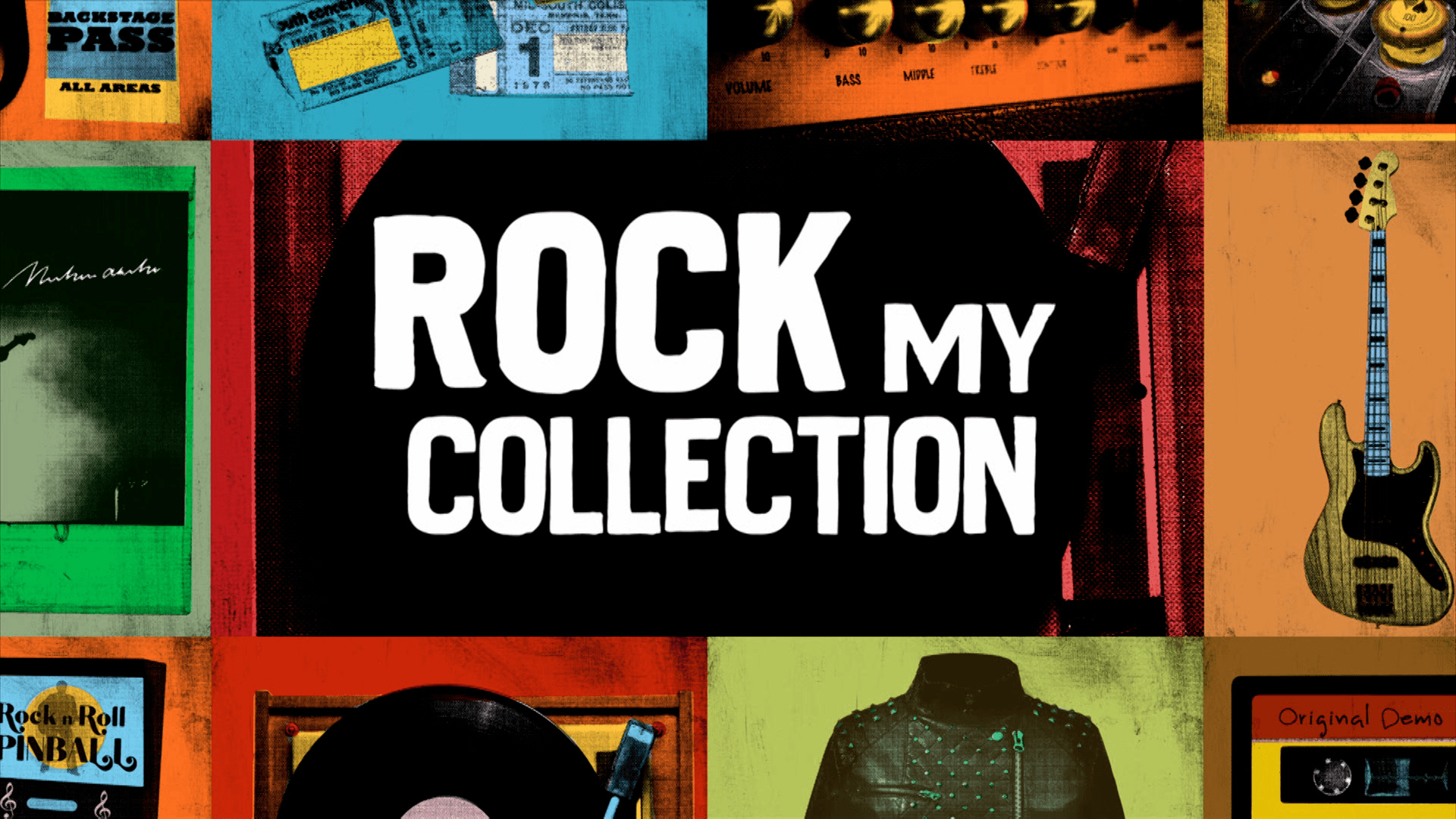 Rock My Collection | Bid on Auction Here