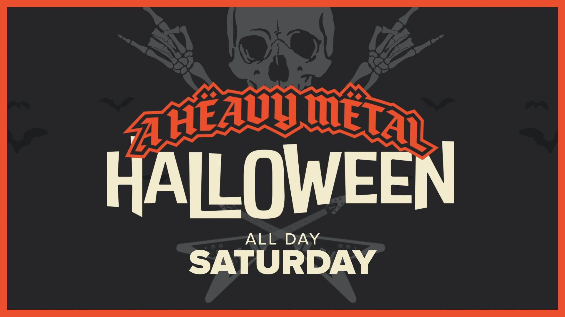 A Heavy Metal Halloween