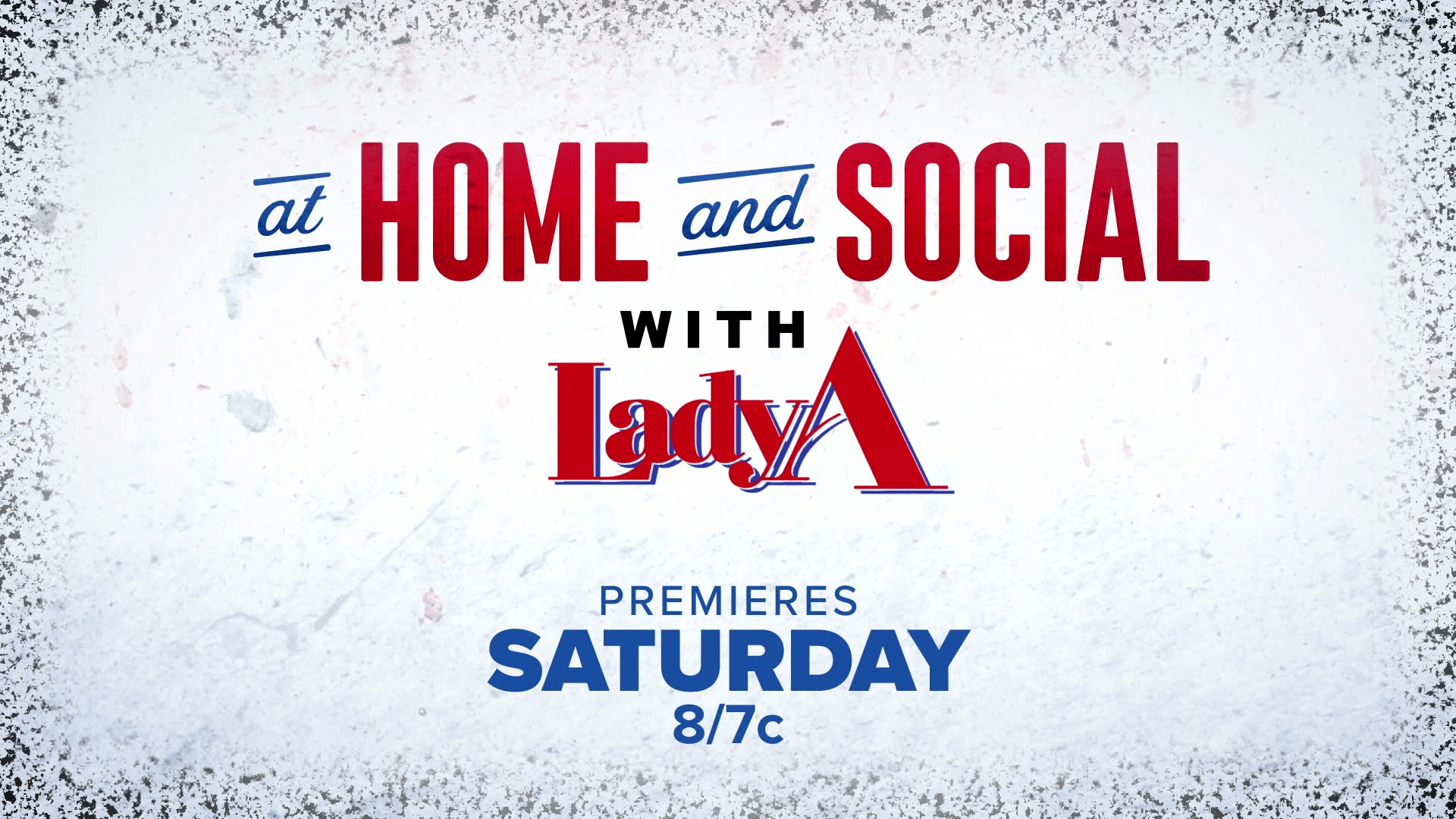 At Home and Social with Lady A